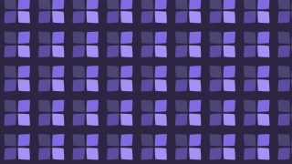 Indigo Seamless Square Pattern Background