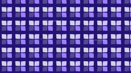 Purple Seamless Square Background Pattern