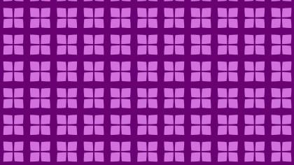 Purple Square Pattern Background Illustration