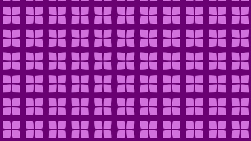 Purple Square Pattern Background Illustration