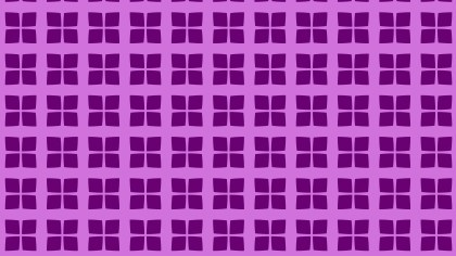 Lilac Square Background Pattern Design
