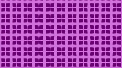 Lilac Square Background Pattern Design