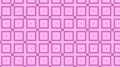 Lilac Geometric Square Background Pattern Vector Image