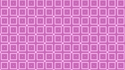 Lilac Seamless Square Pattern Illustrator