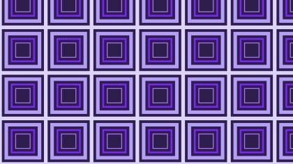 Indigo Concentric Squares Pattern Background
