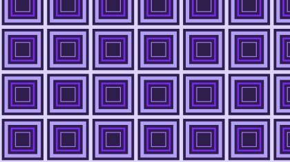 Indigo Concentric Squares Pattern Background