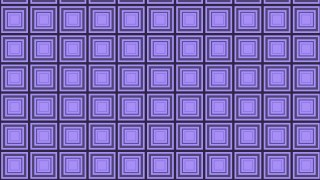 Purple Seamless Concentric Squares Pattern Background