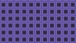 Indigo Seamless Concentric Squares Background Pattern