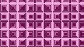 Purple Concentric Squares Pattern Illustrator