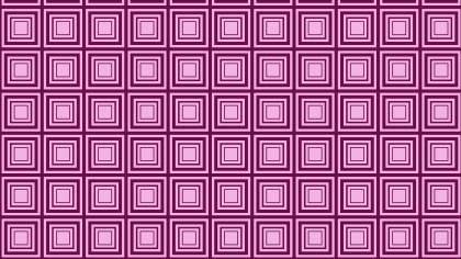 Purple Concentric Squares Pattern Background Vector Illustration