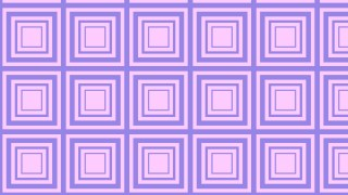 Purple Concentric Squares Background Pattern Vector