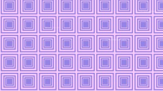 Purple Seamless Concentric Squares Pattern Vector Art