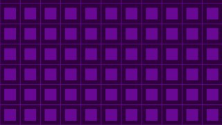 Purple Seamless Geometric Square Pattern Vector Art