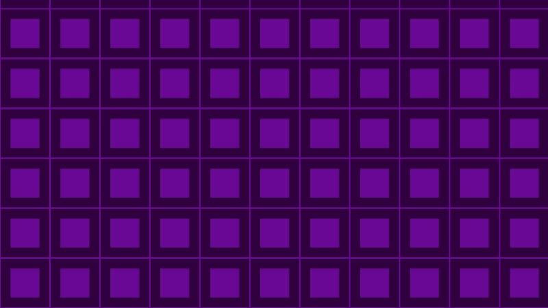 Purple Seamless Geometric Square Pattern Vector Art