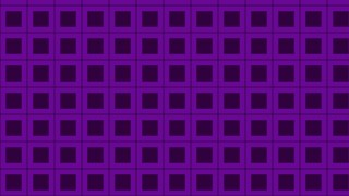 Purple Seamless Geometric Square Pattern Background Graphic