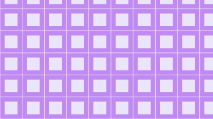 Purple Seamless Geometric Square Background Pattern Illustration
