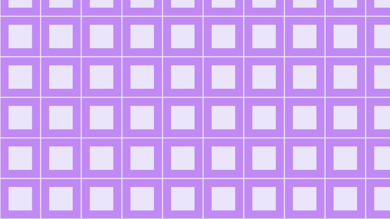 Purple Seamless Geometric Square Background Pattern Illustration