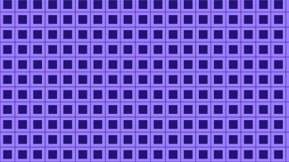 Indigo Square Pattern Background