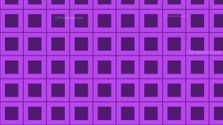Purple Geometric Square Pattern