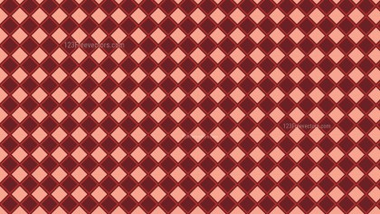 Dark Red Geometric Square Background Pattern