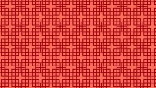 Red Seamless Square Pattern Background