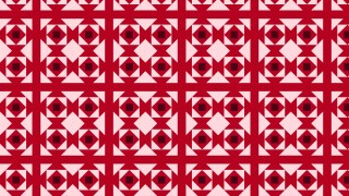 Red Square Background Pattern Graphic