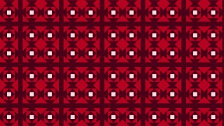Dark Red Geometric Square Pattern Background Design