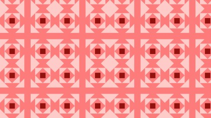 Red Seamless Square Background Pattern Illustrator