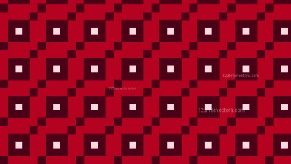 Dark Red Square Pattern Background Image
