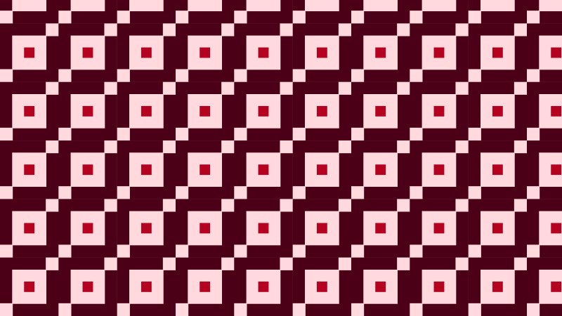 Dark Red Square Background Pattern Vector Graphic