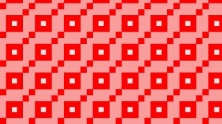 Red Geometric Square Pattern Background Illustrator