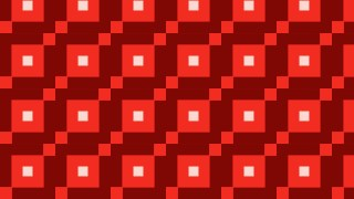 Red Seamless Square Background Pattern Graphic