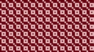 Dark Red Seamless Geometric Square Background Pattern Image
