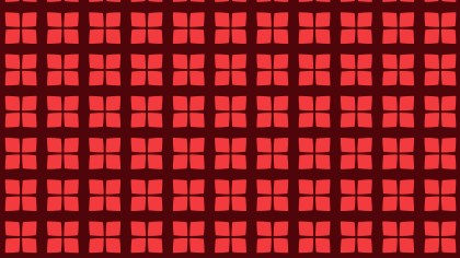 Dark Red Square Background Pattern Vector