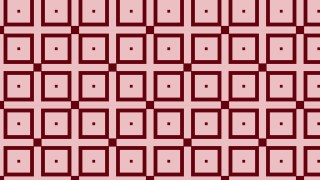 Red Geometric Square Pattern Background Graphic