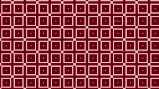 Dark Red Geometric Square Background Pattern Illustration