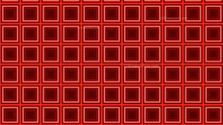Dark Red Seamless Concentric Squares Pattern Background