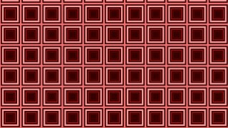 Dark Red Seamless Concentric Squares Pattern Illustration