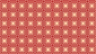 Red Seamless Concentric Squares Background Pattern Image