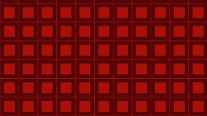 Dark Red Seamless Geometric Square Pattern Background Illustrator