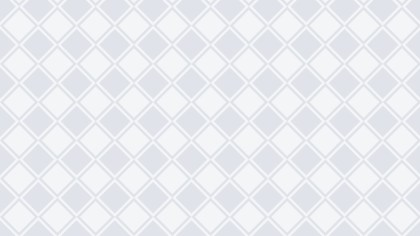 White Seamless Geometric Square Background Pattern