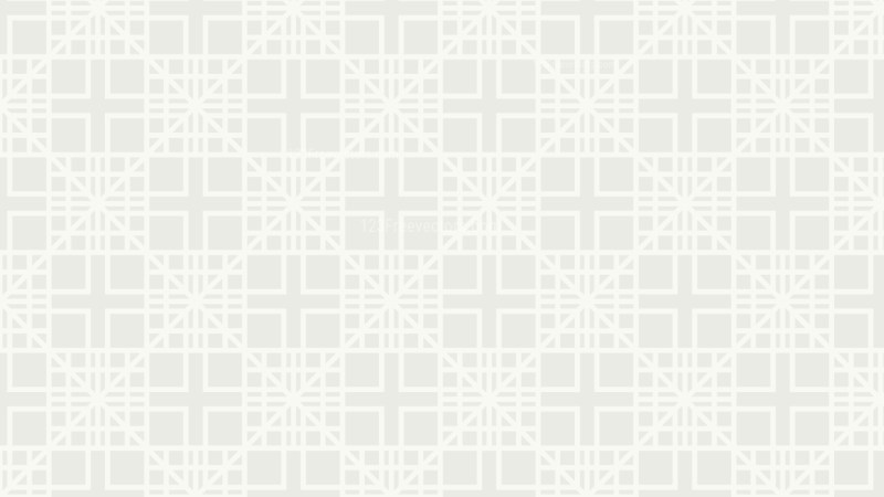 White Square Background Pattern Design