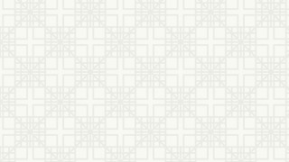 White Geometric Square Pattern Image