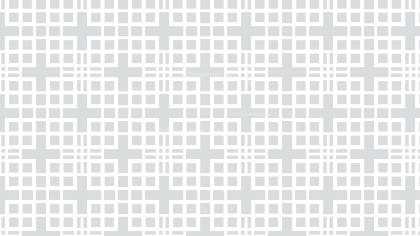 White Seamless Geometric Square Pattern Background Graphic