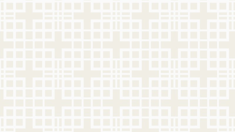 White Square Pattern