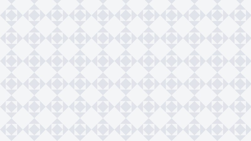 White Geometric Square Background Pattern Vector Art