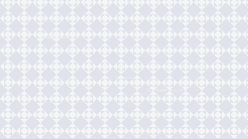 White Seamless Square Pattern Graphic