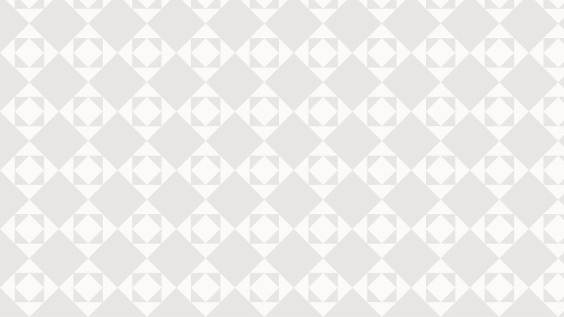 White Seamless Square Background Pattern Design