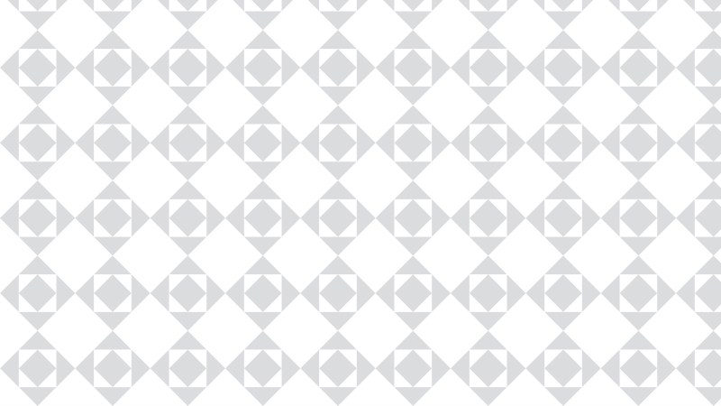 White Seamless Geometric Square Background Pattern Vector Image