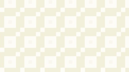 White Geometric Square Pattern Background